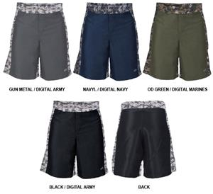 Soffe XT46 MMA Combat Shorts