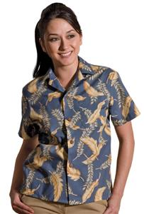 Edwards Unisex Island Camp Shirt