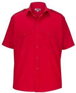 Edwards Unisex Safari Short Sleeve Shirt