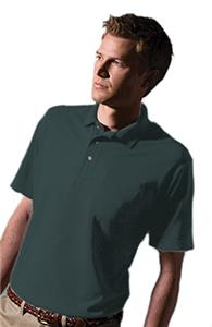 Edwards Unisex Hi-Performance Pique Polos