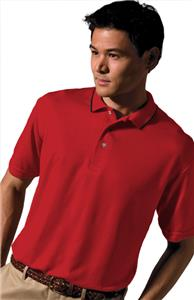 Edwards Unisex Dri-Knit Hi Performance Mesh Polo