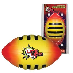 Youth Lite UPZ Illuminates Mini Foam Football