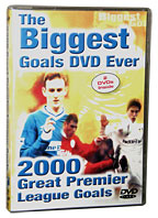 Closeout - 2000 SOCCER GOALS, BIGGEST GOALS (DVD)