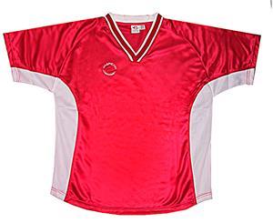 Pre-#ed SCARLET PRESTIGE Soccer Jerseys /BK #s