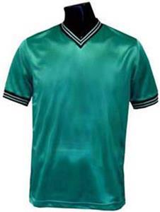 Pre-#ed-TEAL Soccer Jerseys W/BLACK #s