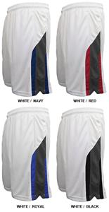 Pennant Flatback Mesh Intramural Shorts