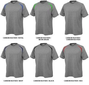 Pennant Poly Performance Carbon T-Shirts