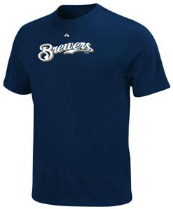 MLB Cool Base Milwaukee Brewers Replica Jerseys