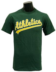 MLB Crewneck Oakland Athletics Replica Jerseys