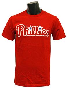 MLB Crewneck Philadelphia Phillies Replica Jersey