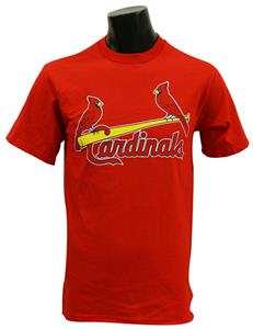 MLB Crewneck St. Louis Cardinals Replica Jersey