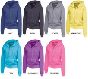 Pennant Full Zip Hangout Fleece Hoodies