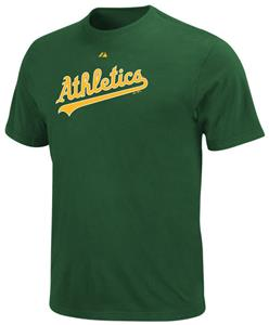 MLB Cool Base Oakland Athletics Replica Jerseys