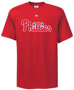 MLB Cool Base Philadelphia Phillies Replica Jersey