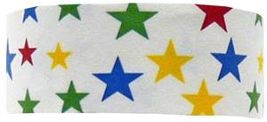 Red Lion Stars Headbands