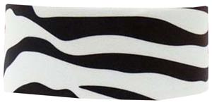Red Lion Zebra/Tiger Striped Headbands - Closeout