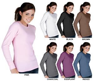 LAT Sportswear Jr Long Sleeve Thermal T-Shirts