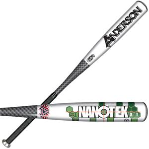 Anderson Bat NanoTek XT-5 Sr. League Baseball Bat