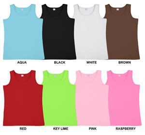 LAT Sportswear Ladies Jersey Tank