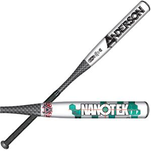 Anderson Bat NanoTek FP -12 Fastpitch Softball Bat