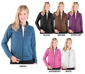 LAT Sportswear Ladies French Terry Jacket