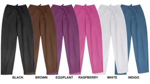 LAT Sportswear Ladies French Terry Pant
