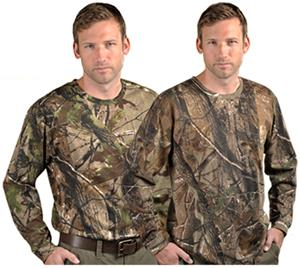 LAT Sportswear Adult Realtree Long Sleeve T-Shirt