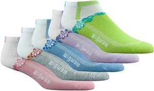 Wigwam Petal Pusher Low-Cut Women's Socks