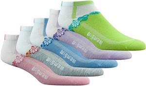 Wigwam Petal Pusher Low-Cut Women's Socks