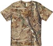 LAT Sportswear Adult Realtree Camo T-Shirt