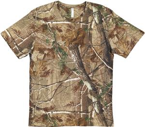 LAT Sportswear Adult Realtree Camo T-Shirt