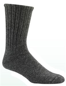 Wigwam Husky Wool Crew Charcoal Sport Adult Socks