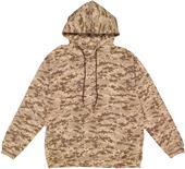 LAT Sportswear Adult Camo Pullover Hoodie