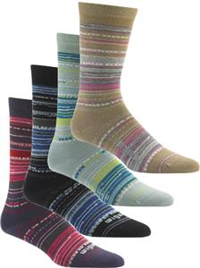 Wigwam Julianna Crew Length Casual Women's Socks
