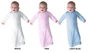 LAT Sportswear Infant Baby Rib Layette