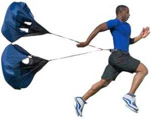 Strength Systems Resist Parachutes
