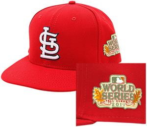New Era World Series St. Louis Cardinals Cap
