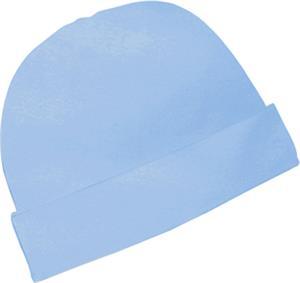 LAT Sportswear Infant Organic Cotton Baby Rib Cap