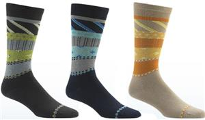 Wigwam Mai-Tie Crew Length  Casual Women's Socks