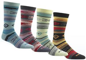 Wigwam Maya Crew Length Casual Women's Socks