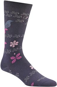Wigwam Tweet Crew Length Casual Women&#39;s Socks