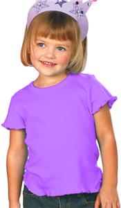 LAT Sportswear Toddler Baby Rib Tiny Tee