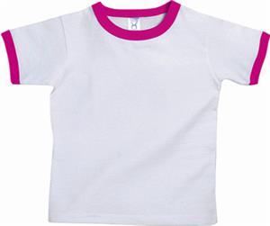 LAT Sportswear Toddler Jersey Ringer T-Shirts