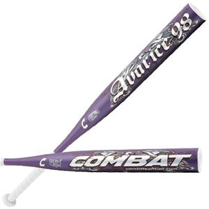 Combat Avarice 98 Slow Pitch Softball Bats