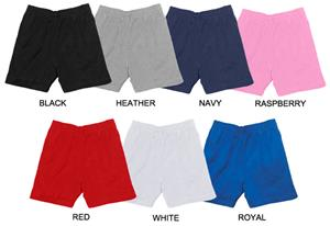 LAT Sportswear Toddler Jersey Shorts