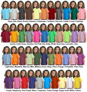 LAT Sportswear Toddler Jersey T-Shirts
