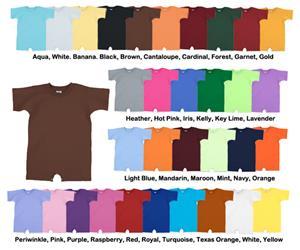 LAT Sportswear Infant Jersey T-Romper
