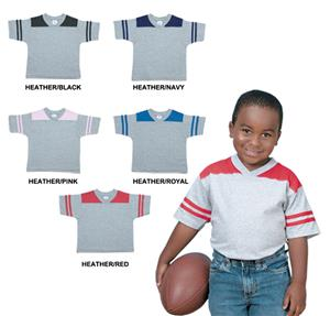 LAT Sportswear Toddler Jersey Football T-Shirts