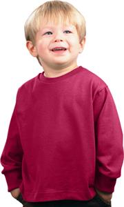 LAT Sportswear Toddler Long Sleeve T-Shirts