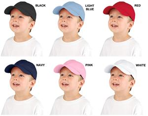 LAT Sportswear Infant or Toddler Baseball Caps